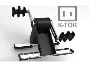K-TOR Pedal Powered Generator – The Power Box