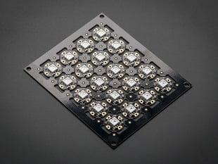 Sheet of 20 Flora RGB Smart NeoPixels