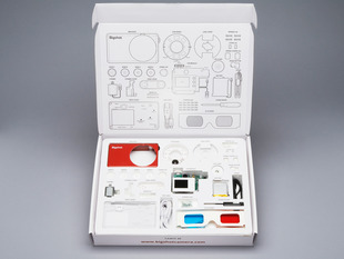 Bigshot Camera - DIY Digital Camera Kit