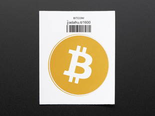 Bitcoin - Sticker!