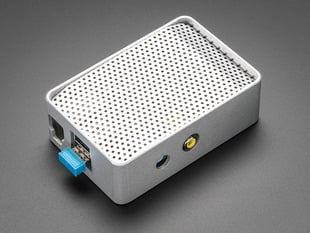UniPi - Unibody aluminum case for Raspberry Pi Model B