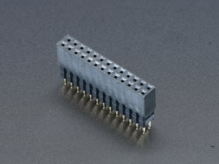 GPIO Header for Raspberry Pi - Extra tall 2x13 Female Header