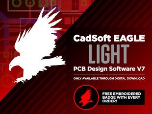 CadSoft EAGLE Light PCB Design Software V7