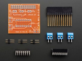 RTK Motor Controller Board Kit for Raspberry Pi