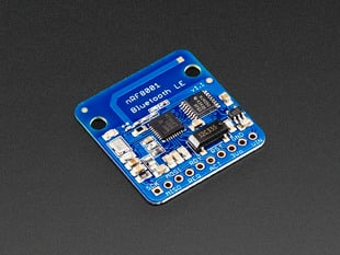 Bluefruit LE - Bluetooth Low Energy (BLE 4.0) - nRF8001 Breakout - v1.0
