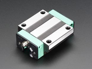 15mm Diameter Linear Bearing Pillow Block - Wider Version