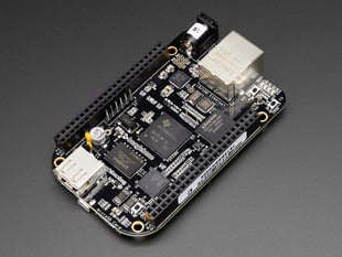 BeagleBone Black Rev C - 4GB Flash - Pre-installed Debian