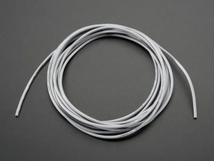 Silicone Cover Stranded-Core Wire - 2m 26AWG Grey