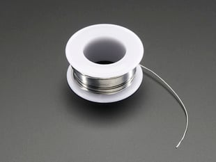 Solder Wire - 60/40 Rosin Core - 0.5mm/0.02