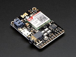 Adafruit FONA - Mini Cellular GSM Breakout uFL Version