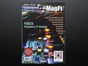 The MagPi - Issue 20