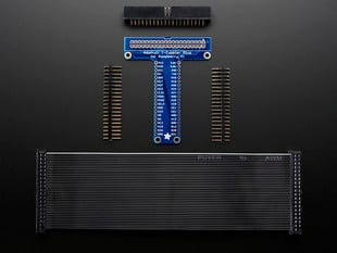 Adafruit Pi T-Cobbler Plus Kit - Breakout for Pi A+/B+/Pi 2/Pi 3