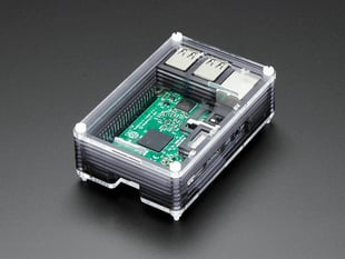 Ninja Pibow - Enclosure for Raspberry Pi Model B+ / Pi 2 / Pi 3