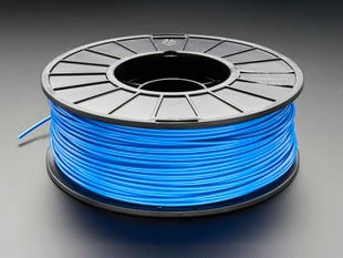 ABS Filament for 3D Printers - 1.75mm Diameter - Blue - 1KG