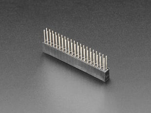 GPIO Stacking Header for Pi A+/B+/Pi 2/Pi 3 - Extra-long 2x20 Pins