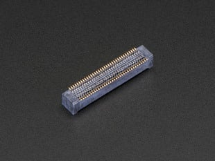 70-pin Hirose Receptacle Header for Intel Edison - 3mm Height - Hirose DF40HC(3.0)-70DS