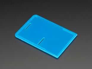 Raspberry Pi Model B+ / Pi 2 / Pi 3 Case Lid - Blue