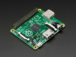 Raspberry Pi Model A+ 512MB RAM
