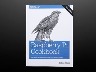 Raspberry Pi Cookbook by Simon Monk - Second Edition