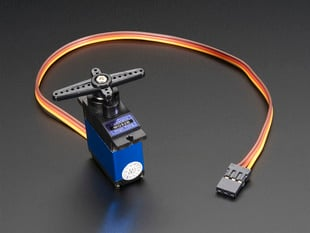 High Powered, High Torque Metal Gear Micro Servo