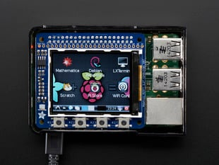 Adafruit PiTFT 2.2