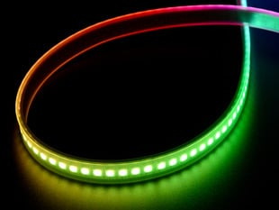 Adafruit DotStar Digital LED Strip - White 144 LED/m - 0.5 Meter - WHITE