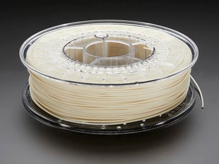 PLA/PHA Filament for 3D Printers - 1.75mm Diameter - 1KG - Glow in the Dark