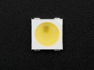 NeoPixel Cool White LED with Integrated Driver Chip