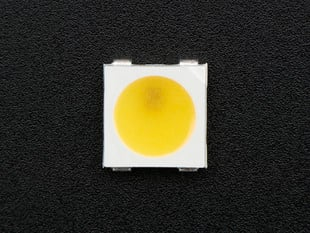 NeoPixel Warm White LED w/ Integrated Driver Chip - 10 Pack - ~3000K