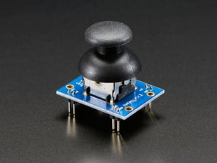 2-Axis Joystick Thumbstick with headers