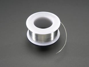 Solder Wire - RoHS Lead Free - 0.5mm/.02