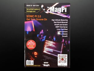 The MagPi - Issue 23