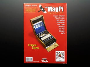 The MagPi - Issue 25