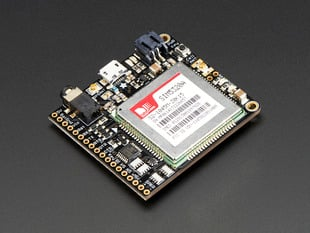 Adafruit FONA 3G Cellular Breakout - American version