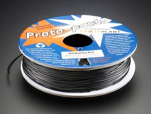 Proto-Pasta - 1.75mm 500g Conductive PLA Filament