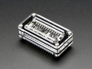 Zebra Byte Case for Adafruit Metro Mini