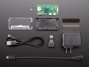 Raspberry Pi Zero Budget Pack - Includes Pi Zero