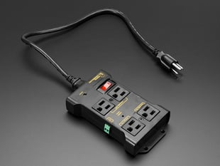 Controllable Four Outlet Power Relay Module version 2 - (Power Switch Tail Alternative)