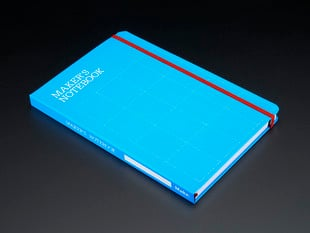 The Maker's Notebook from Make Magazine