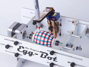 The Original Egg-Bot! - Deluxe Kit!