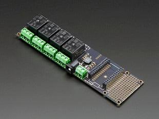 Relay Shield for Photon