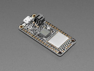 Adafruit Feather 32u4 RFM96 LoRa Radio - 433MHz - RadioFruit