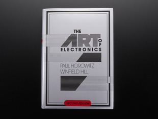 The Art of Electronics 2nd Edition by Horowitz & Hill  HARDCOVER - second edition