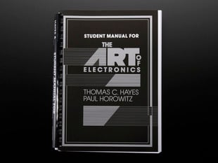 The Art of Electronics - Student manual w/ exercises for 2nd Ed.