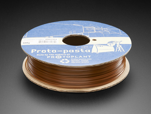 Proto-Pasta - Aromatic Coffee 1.75mm HTPLA Filament - 0.5 KG