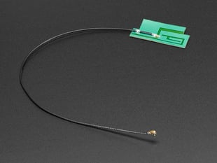 Slim Sticker-type GSM/Cellular Quad-Band Antenna - 3dBi - 200mm
