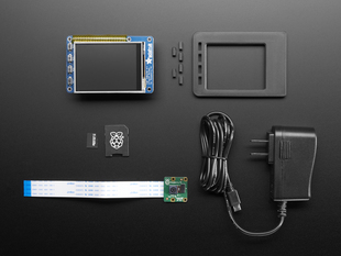 Arrow Presents: Raspberry Pi DIY Camera Pack