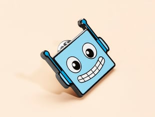 AdaBot Limited Edition Enamel Pin