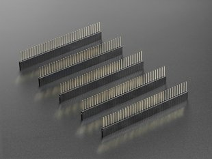 36-pin Stacking header - pack of 5!