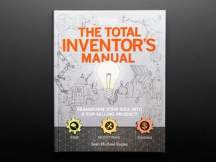 "Front cover of ""The Total Inventor's Manual"" by Sean Michael Ragan"